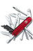 Victorinox CyberTool 34 Red Transparent